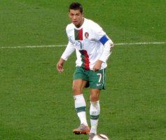 Colchão do Cristiano Ronaldo