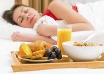 Alimentos para dormir melhor!