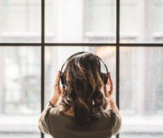 Efeitos da música para dormir melhor.