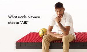 colchao neymar