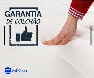 Garantia de colchão no brasil