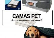 Camas pet: A moda das caminhas dos animais!