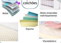 Tipos de Colchões -Saiba escolher seu colchão.