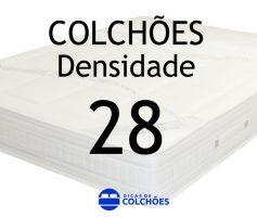 Colchão Densidade 28 ou D28