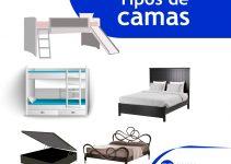 Tipos de camas: lista com 43 modelos