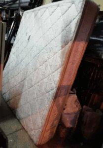 colchão velho