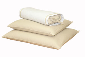 travesseiro de soba ou trigo sarraseno