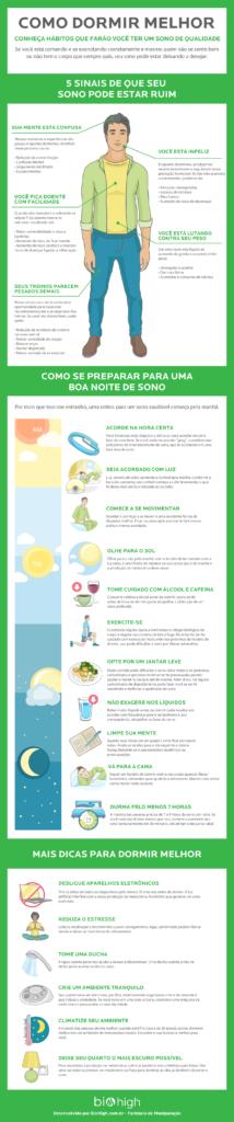 Como Melhorar a Qualidade do Sono