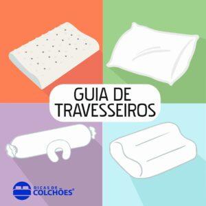 Guia de travesseiros by Dicas
